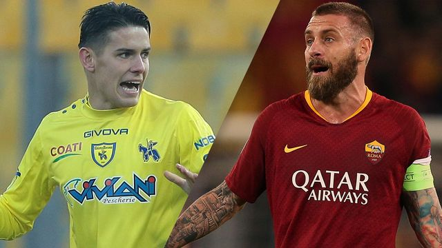 Chievo vs. Roma (Serie A)