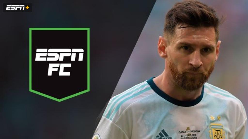Mon, 6/24 - ESPN FC