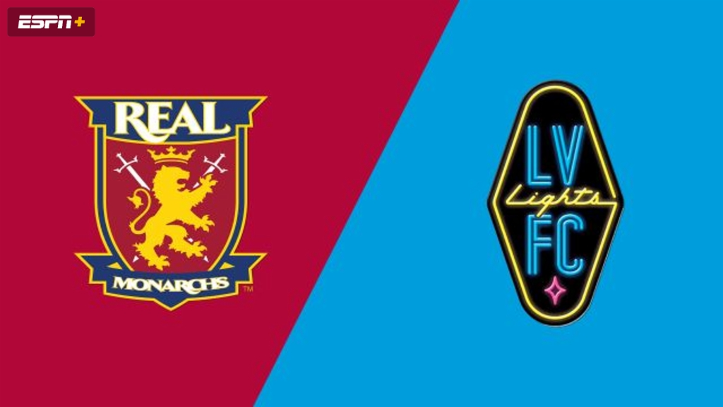 Real Monarchs Slc vs Las Vegas Lights FC