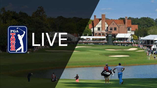 TOUR Championship - Featured Holes - Day 2