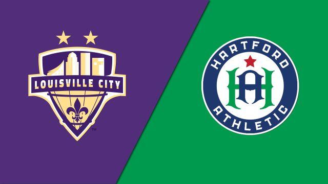 Louisville City FC vs. Hartford Athletic (United Soccer League)