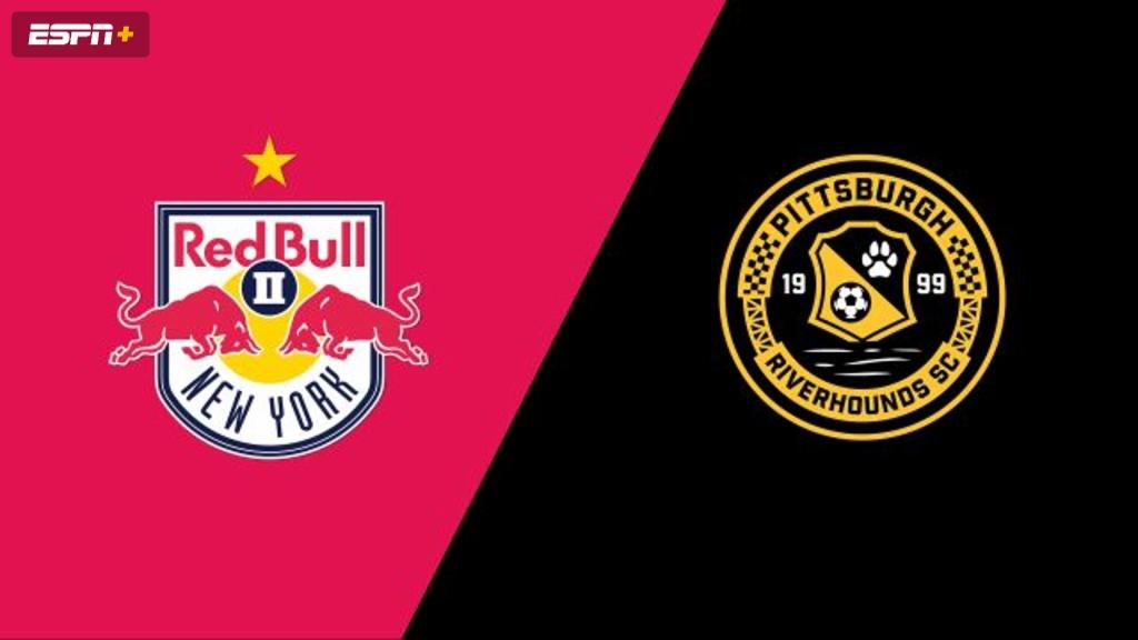 New York Red Bulls II vs. Pittsburgh Riverhounds SC (USL Championship)