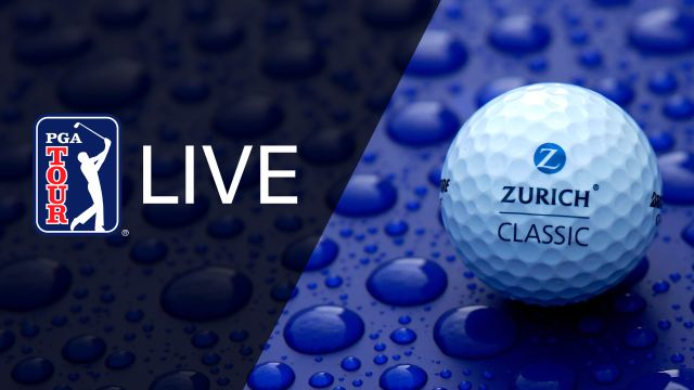 Zurich Classic of New Orleans - Featured Holes - Day 1