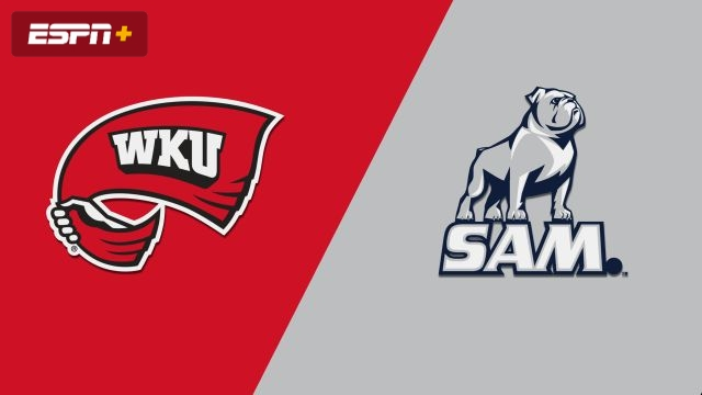 Western Kentucky vs. Samford (W Basketball)