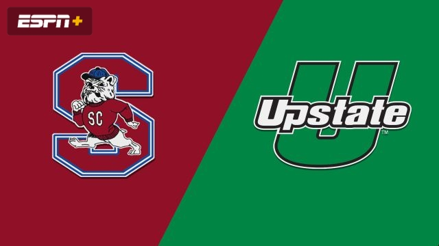 South Carolina State vs. USC Upstate (W Basketball)