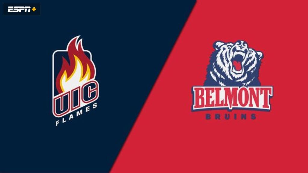 Illinois-Chicago vs. Belmont (Softball)
