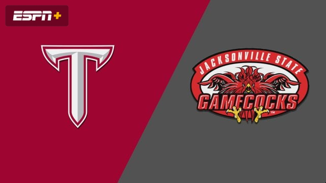 Troy vs. Jacksonville State (M Basketball)