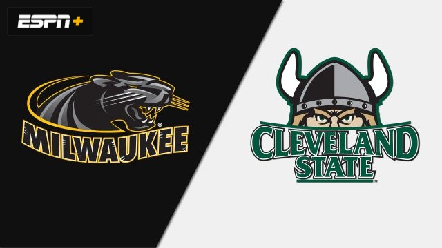 Milwaukee vs. Cleveland State (W Basketball)