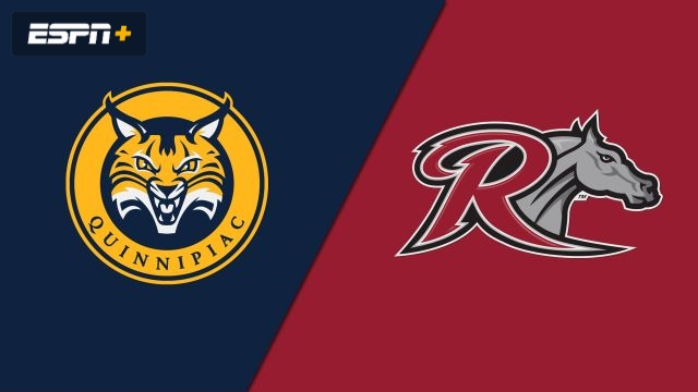 Quinnipiac vs. Rider (First Round) (W Volleyball)