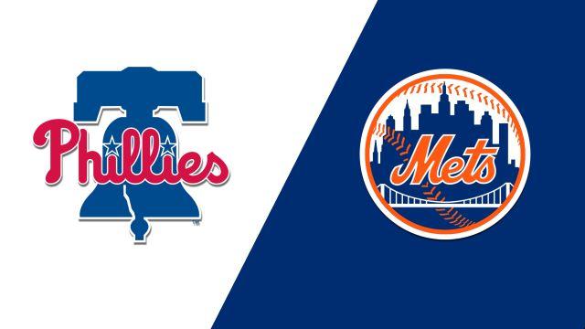 Philadelphia Phillies vs. New York Mets