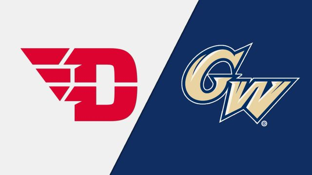 Dayton vs. George Washington (W Volleyball)