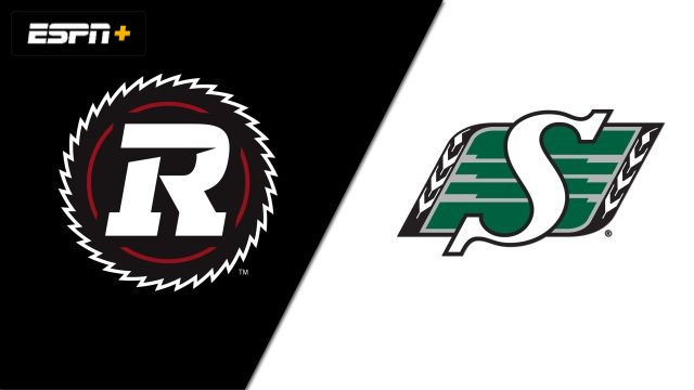 Ottawa Redblacks vs. Saskatchewan Roughriders (Canadian Football League)