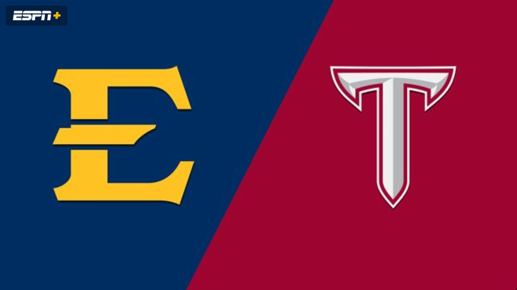 East Tennessee State vs. Troy (W Basketball)