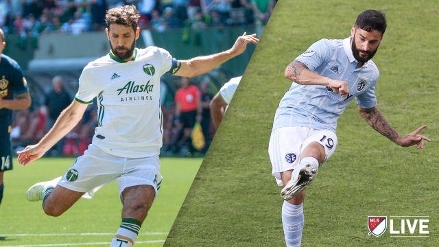 Portland Timbers vs. Sporting Kansas City