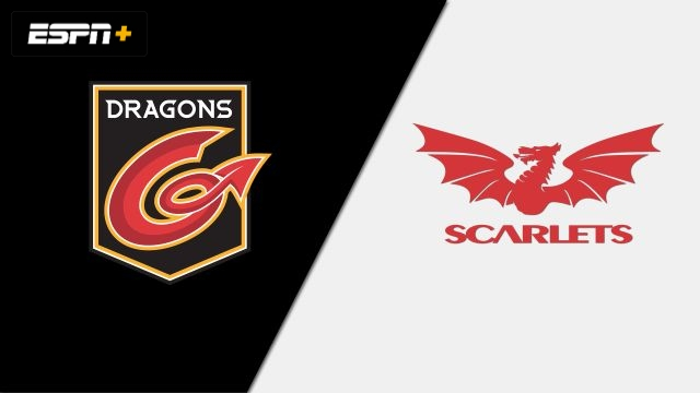 Dragons vs. Scarlets (Guinness PRO14 Rugby)