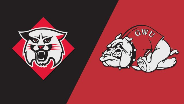 Davidson vs. Gardner-Webb (W Basketball)
