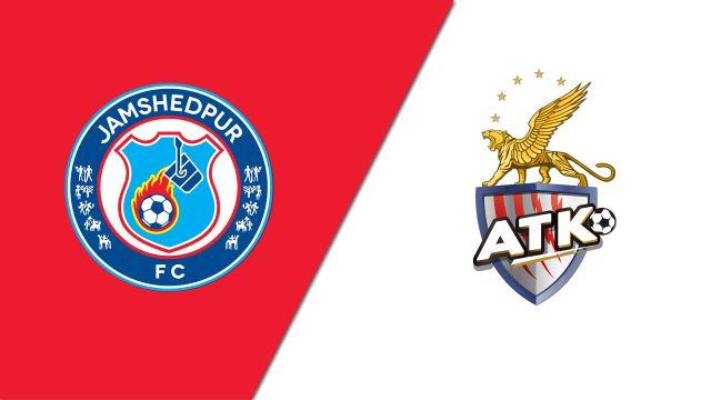 Jamshedpur FC vs. ATK (Indian Super League)