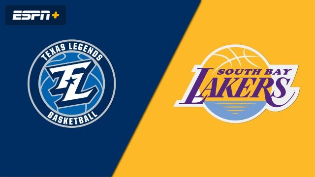 Texas Legends vs. South Bay Lakers