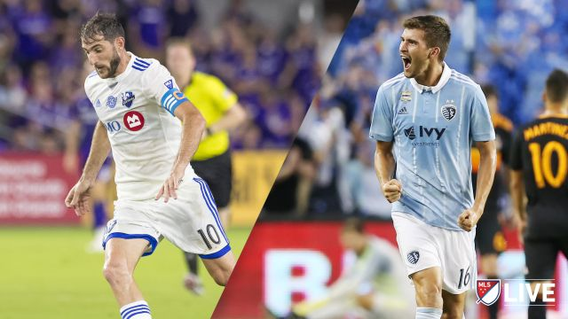 Montreal Impact vs. Sporting Kansas City