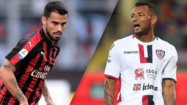 AC Milan vs. Cagliari (Serie A)
