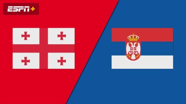 Georgia vs. Serbia