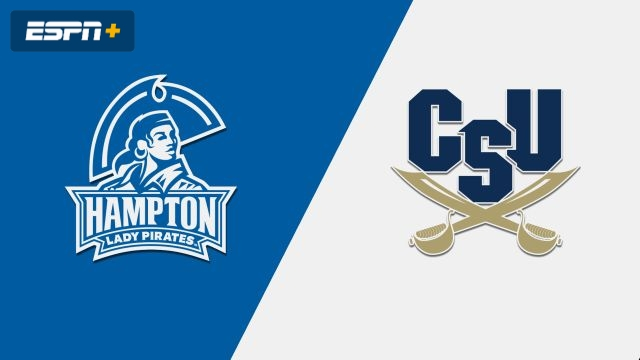 Hampton vs. Charleston Southern (W Basketball)