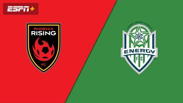 Phoenix Rising FC vs. OKC Energy FC (USL Championship)