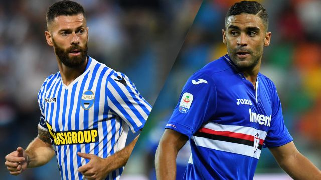 SPAL vs. Sampdoria (Serie A)
