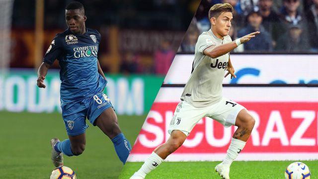 Empoli vs. Juventus (Serie A)