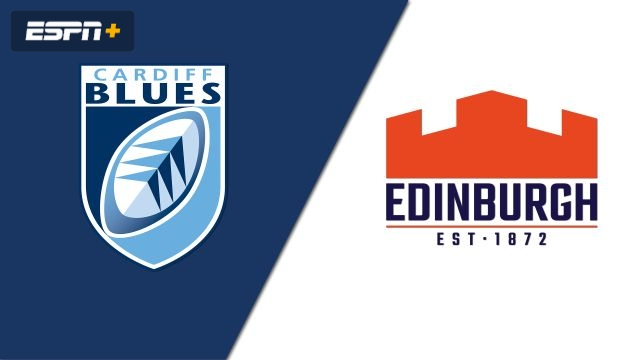 Edinburgh vs. Cardiff Blues (Guinness PRO14 Rugby)