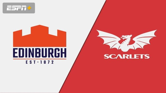Edinburgh vs. Scarlets (Guinness PRO14 Rugby)