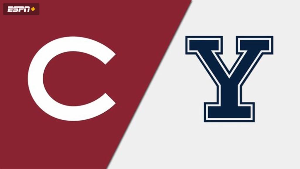 Colgate vs. Yale (W Hockey)