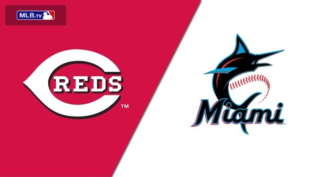 Cincinnati Reds vs. Miami Marlins