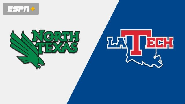 North Texas vs. Louisiana Tech (M Basketball)