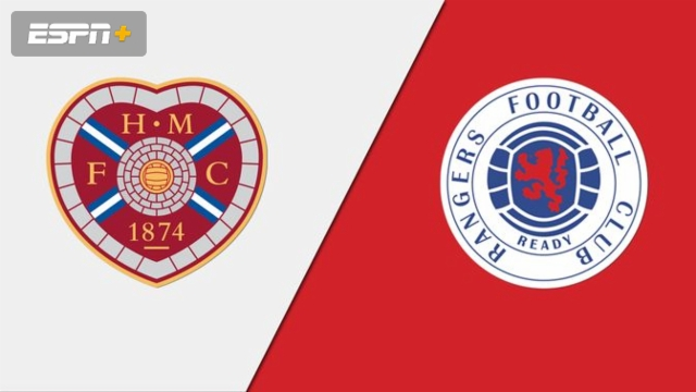 Heart of Midlothian  vs. Rangers (Scottish Cup)