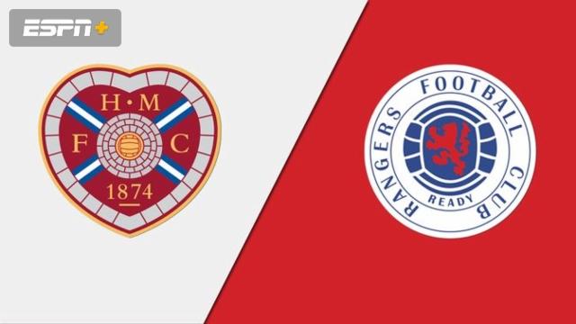 Heart of Midlothian  vs. Rangers (Scottish Cup)