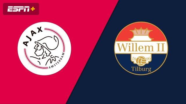 Ajax vs. Willem II (Eredivisie)