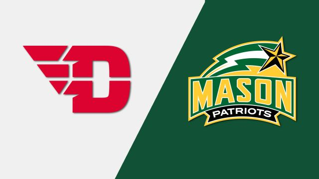 Dayton vs. George Mason (W Volleyball)