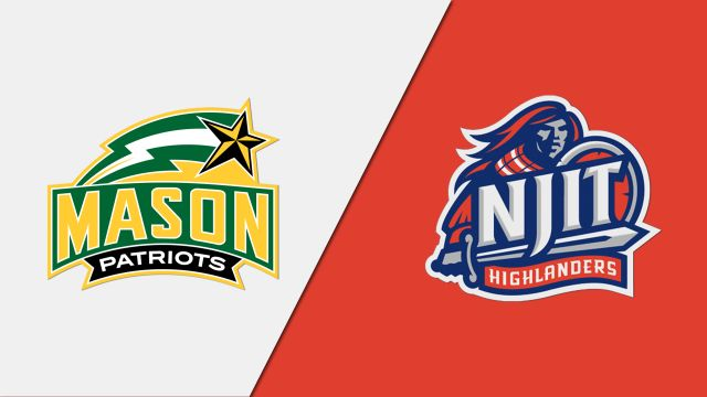 #13 George Mason vs. NJIT (M Volleyball)