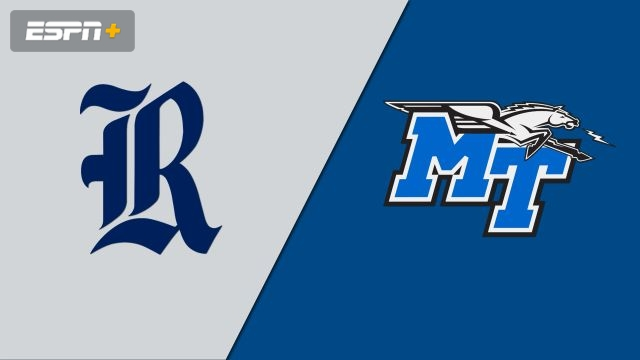Rice vs. Middle Tennessee (Football)