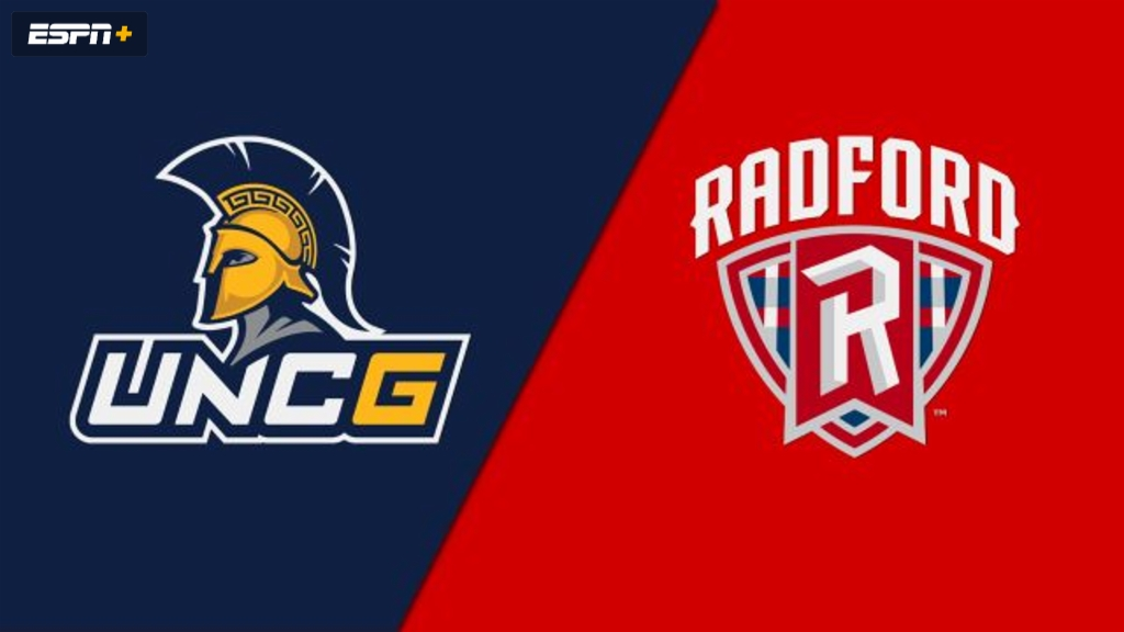 UNC Greensboro vs. Radford (M Soccer)