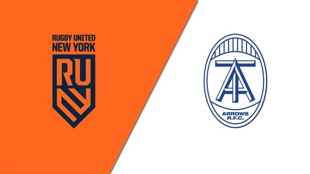 Rugby United New York vs. Toronto Arrows (Major League Rugby)