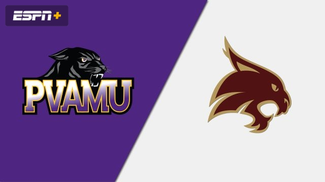 Prairie View A&M vs. Texas State (M Basketball)