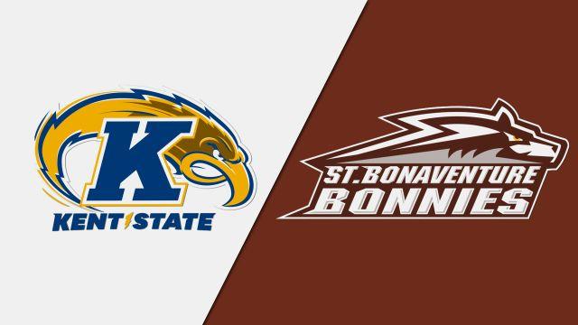 Kent State vs. St. Bonaventure (W Basketball)