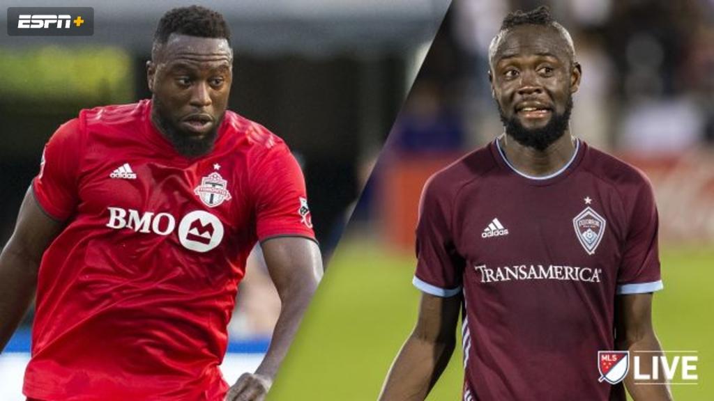 Toronto FC vs. Colorado Rapids (MLS)