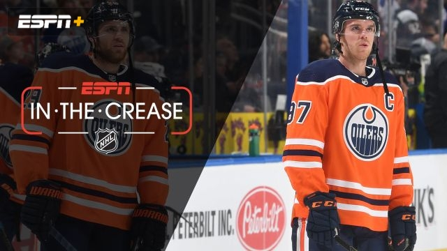 Fri, 11/15 - In the Crease: McDavid, Oilers take on Avs