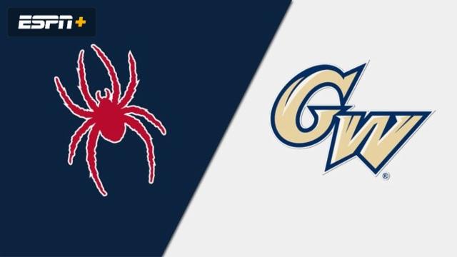 Richmond vs. George Washington (W Basketball)