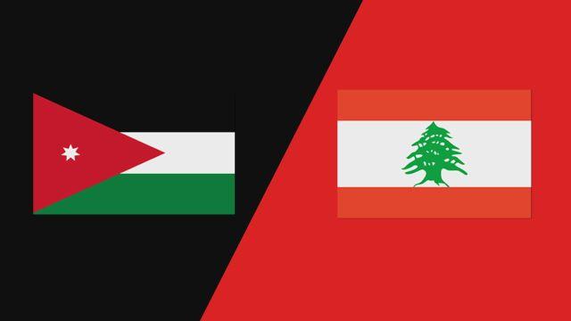 Jordan vs. Lebanon (FIBA World Cup 2019 Qualifier)