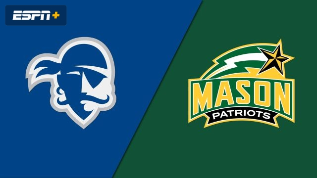 Seton Hall vs. George Mason (W Volleyball)