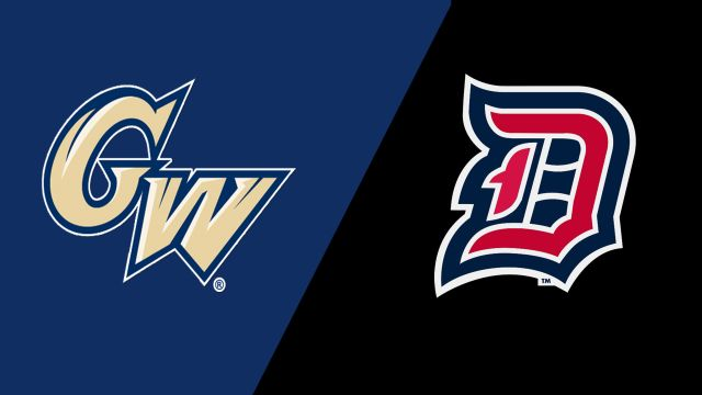 George Washington vs. Duquesne (W Volleyball)